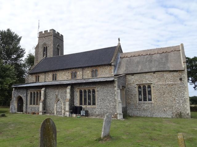 St Bartholomew Sloley