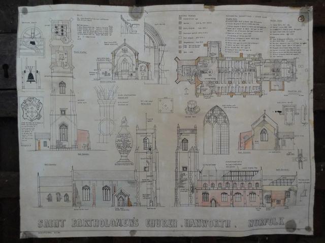 St Batholomew Hanworth 2