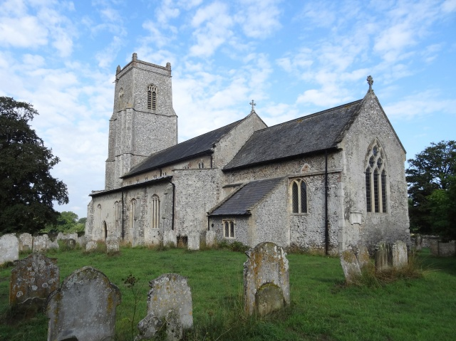 St Batholomew Hanworth