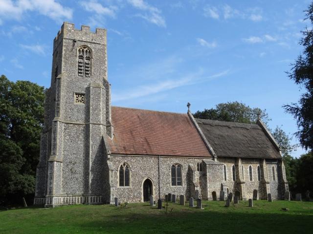 St Mary Burgh next Aylsham