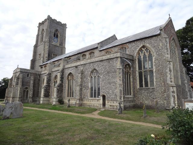 St Mary Worstead