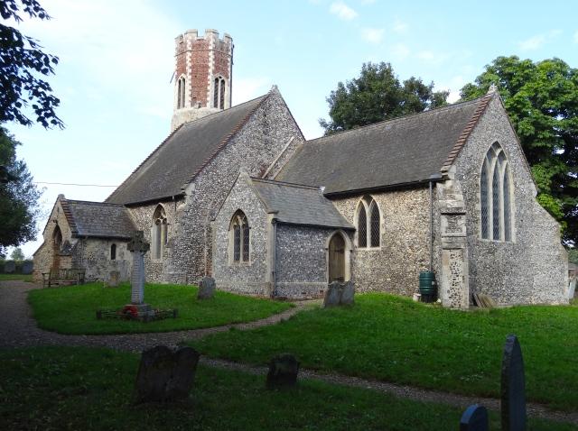 St Peter Brampton