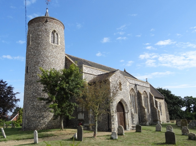 St Peter & St Paul Tuttington