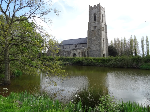 St Andrew Wood Dalling