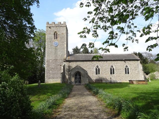 St Andrew's Thurning