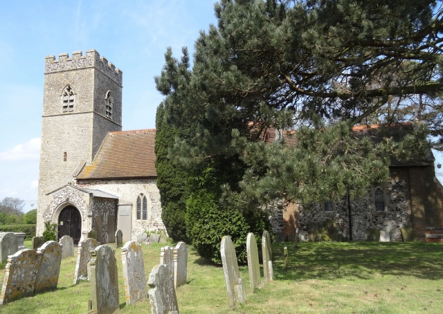 St Edmund's Swanton Nover