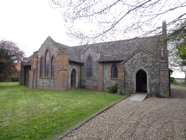 St George Hindolveston