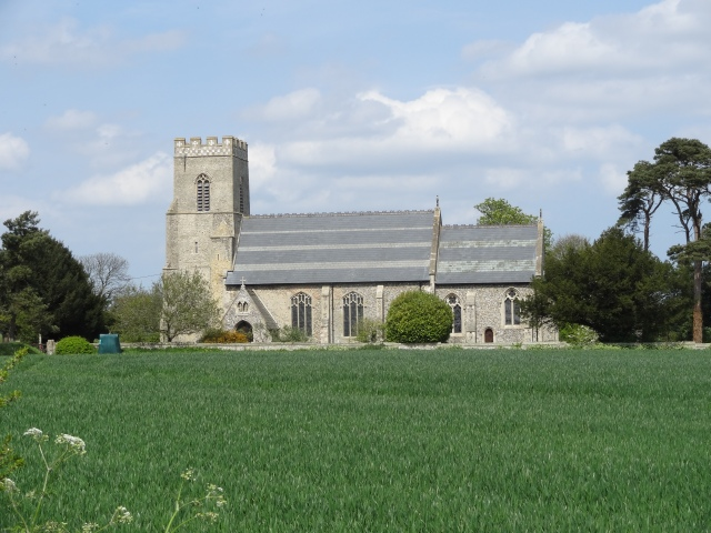 St Mary Gunthorpe