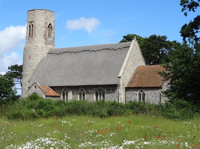 All Saints Edingthorpe
