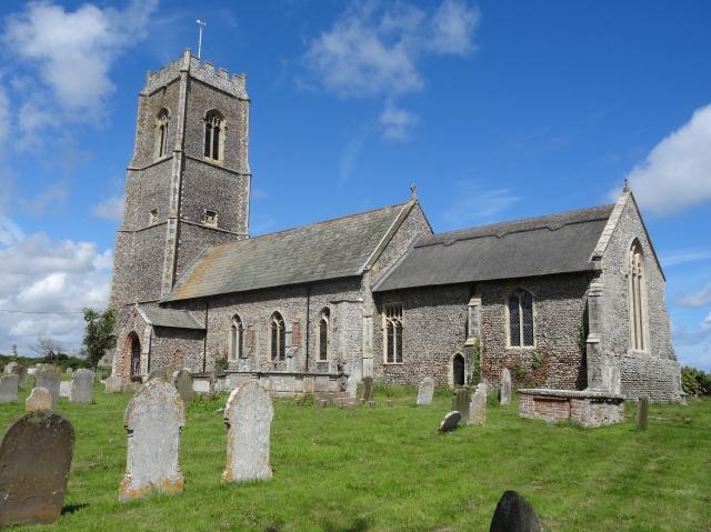 St Andrew Bacton