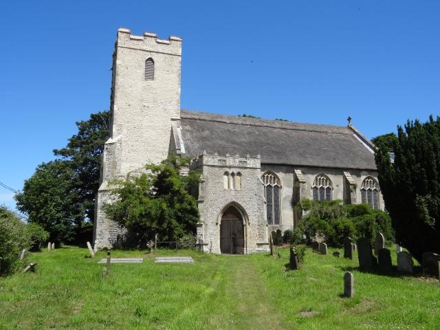 St Andrew Hempstead