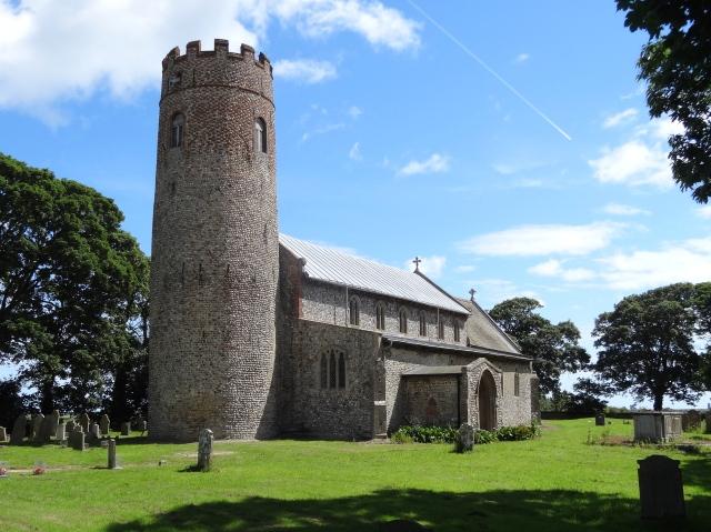 St Margarets Witton by Walsham
