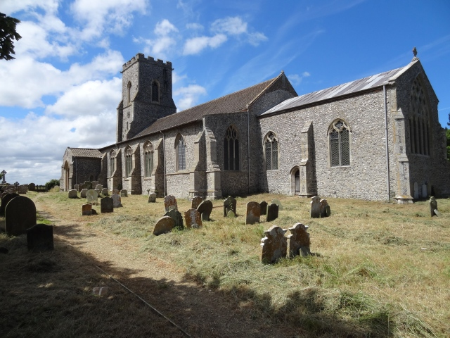 St Mary East Rushton