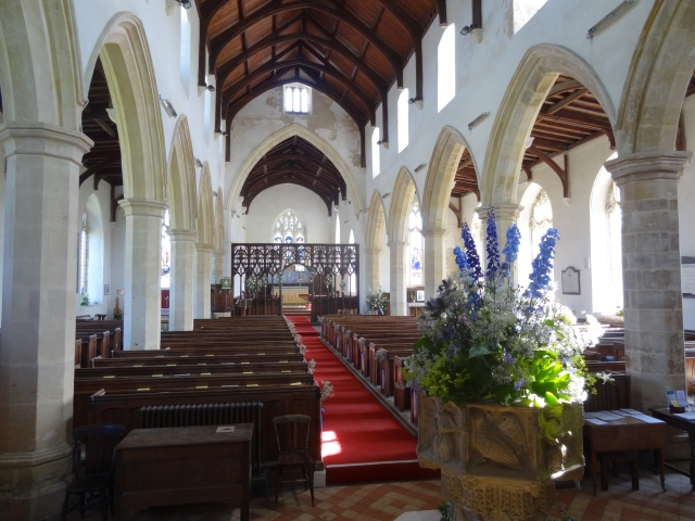 St Mary Happisburgh