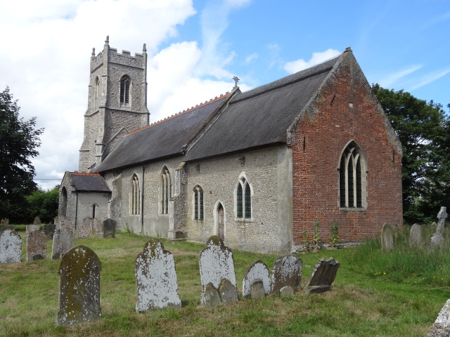 St Peter Ridlington 2