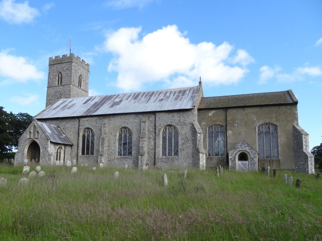 St Peter & St Paul Knapton