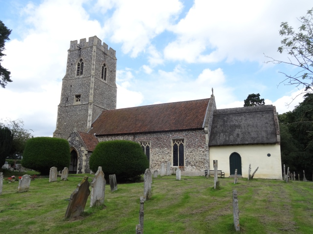 All Saints Horsford