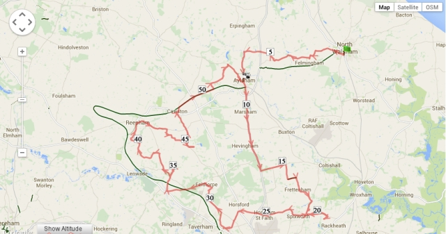 Historic_Churches_of_Norfolk_-_Route_8_cycle_route_no_3883745_-_Mapometer_com_UK