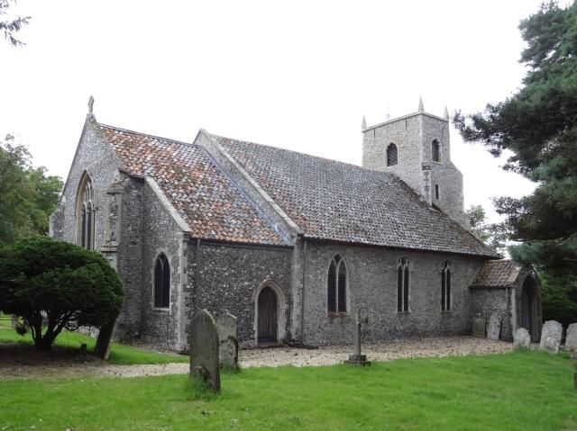 St Andrew Attlebridge