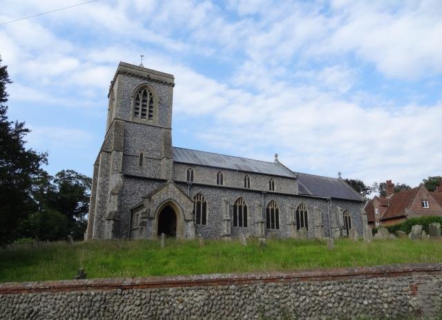 St Andrew Blickling