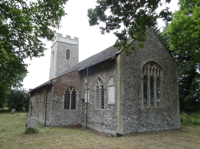 St Faith Little Witchingham