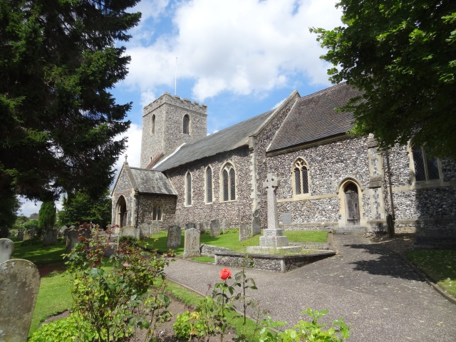 St Margaret Drayton