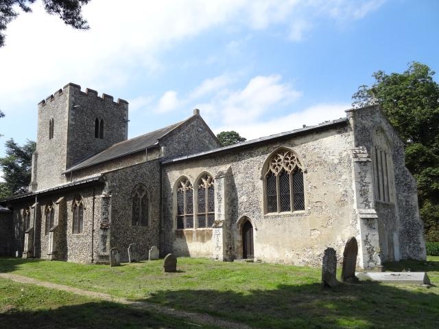 St Margaret Swannington
