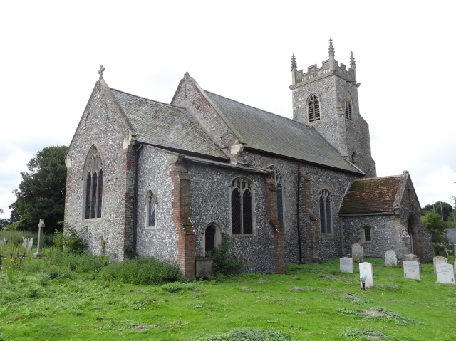 St Peter Crostwick