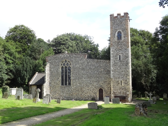 St Peter Spixworth