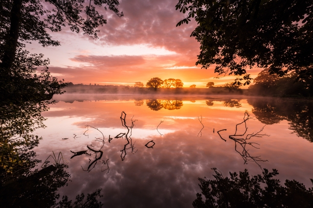 Fellbrigg Lake Dawn 2_Small