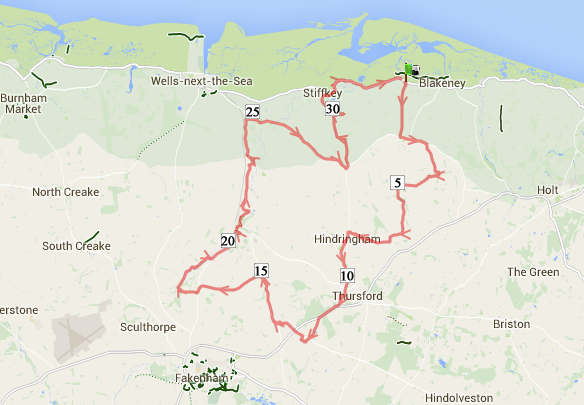 Historic_Churches_of_Norfolk_-_Route_9_cycle_route_no_3959485_-_Mapometer_com_UK