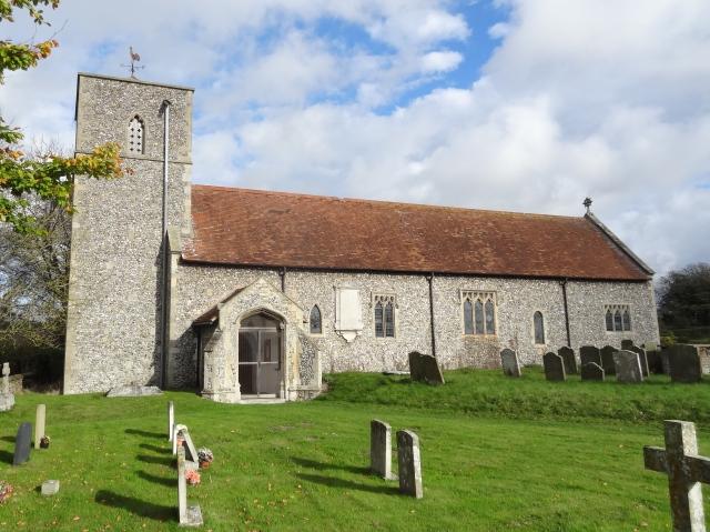 Houghton St Giles St Giles