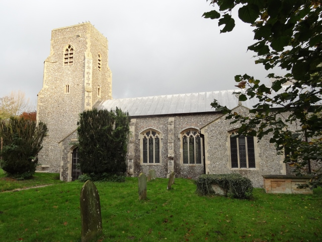 Saxlingham St Margaret