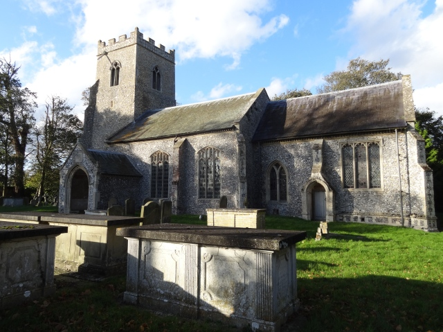 Warham St Magdalene