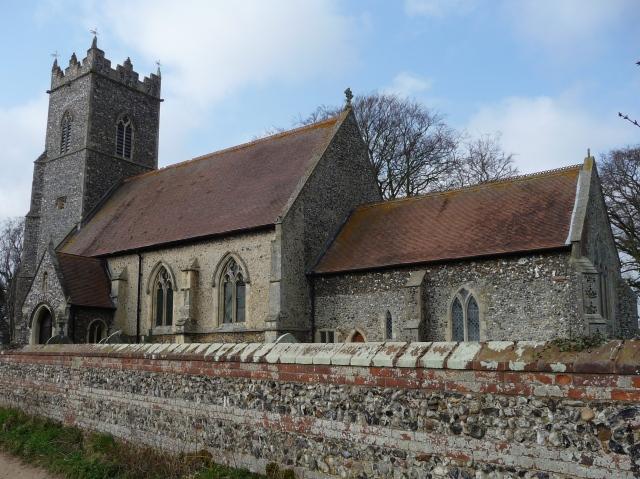 Wickhampton St Andrew 2