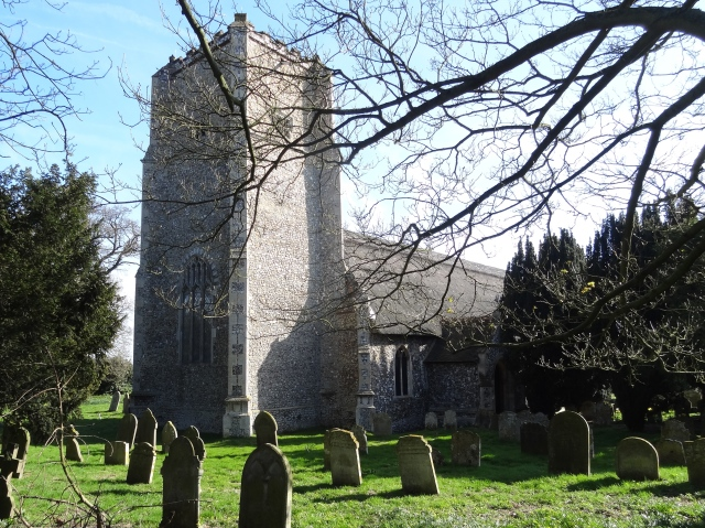 All Saints Salhouse