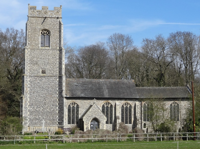St Andrew North Burlingham