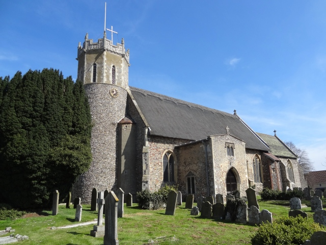 St Edmund Acle 2