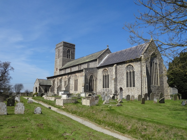St Margaret Upton