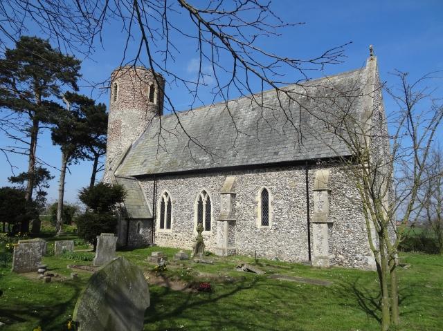 St Mary Fishley