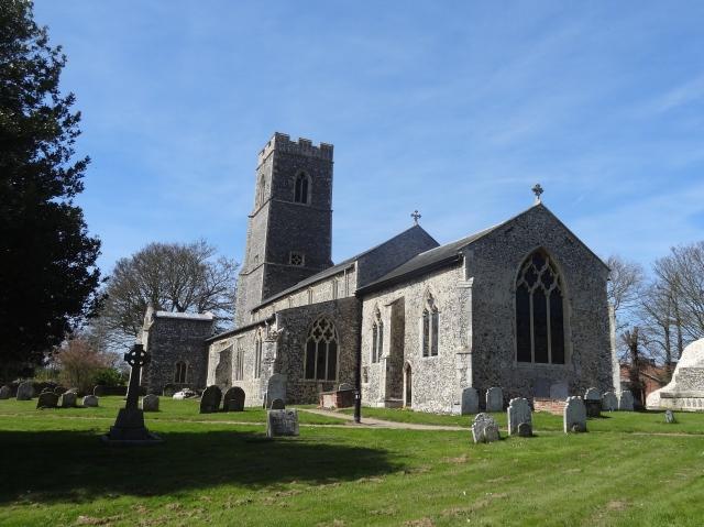 St Mary South Walsham