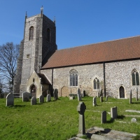 Historic Churches of Norfolk - route 13