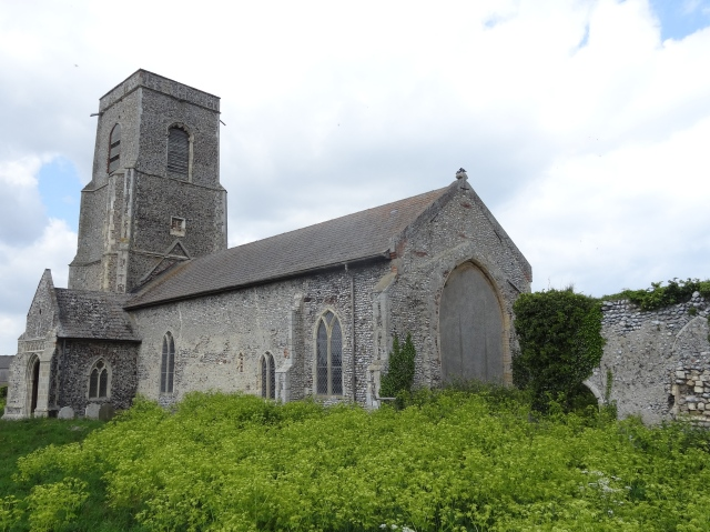 St John Waxham