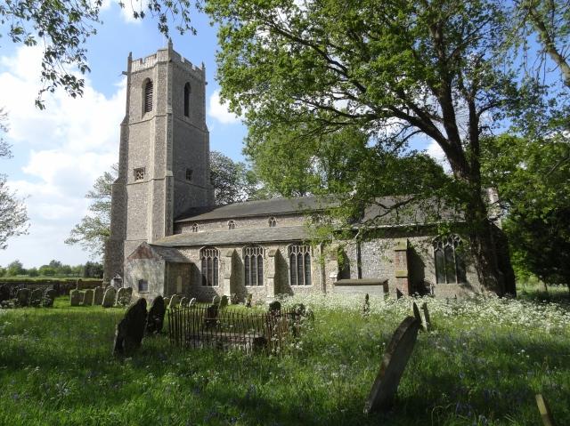 St Michael Barton Turf