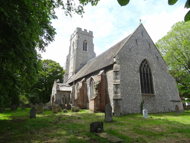 St Peter Brumstead