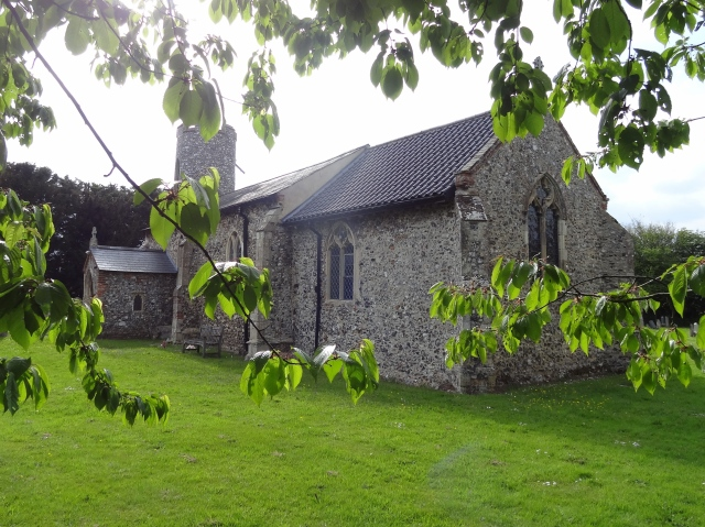 St Swithin Ashmanhaugh