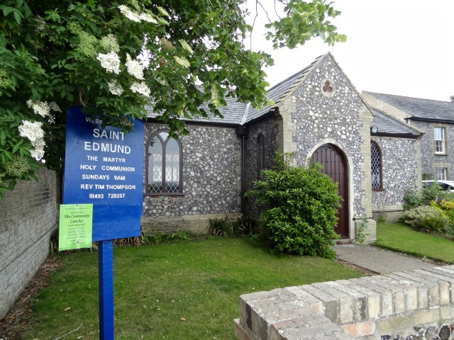 St Edmund West Caister
